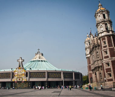 No. 3 Basilica of Our Lady of Guadalupe, Mexico City