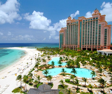 Book a T+L Exclusive Deal: Paradise Island, Bahamas