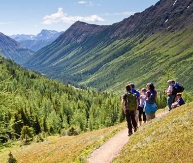 Head into the Wild: The Canadian Rockies