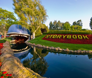 Storybook Land Canal Boats (Disneyland)