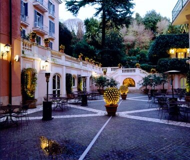 Best Hotels In Rome Travel Leisure