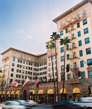 No. 7 Beverly Wilshire, A Four Seasons Hotel