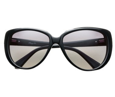 Cat-Eye Frames, $90, Kenneth Cole New York