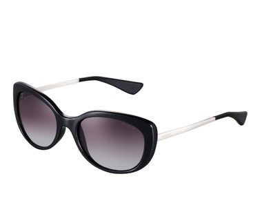 Cat-Eye Gradient Sunglasses, $69, Vogue