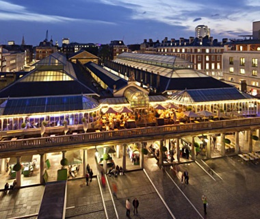 Day 3: Covent Garden, Here I Come