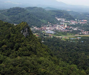 Archaeological Heritage of the Lenggong Valley, Malaysia