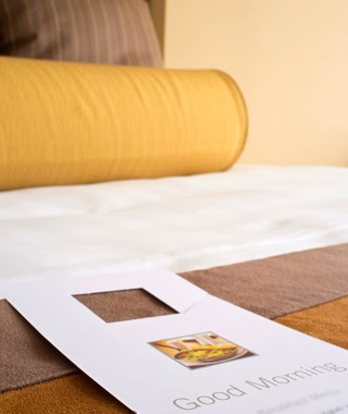 Pillow Menus