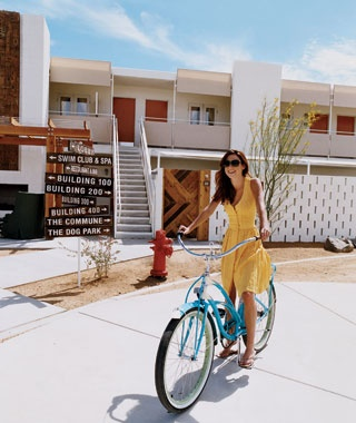 Ace Hotels (NYC, L.A., Palm Springs, Seattle, Portland OR)