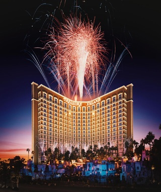 No. 19 Treasure Island - TI Hotel Resort & Casino