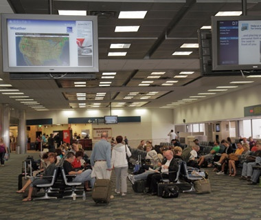 No. 14 Fort Lauderdale–Hollywood International Airport (FLL)