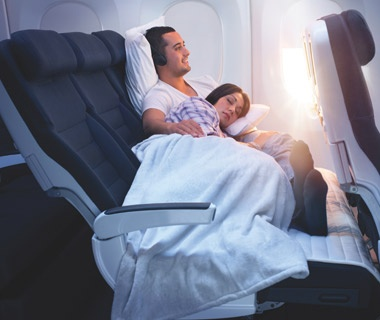 Air New Zealand best airlines