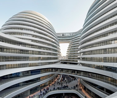 Galaxy Soho Building, Beijing