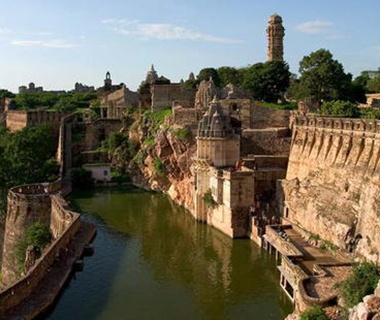 Hill Forts of Rajasthan, India