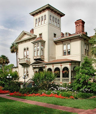 Fairbanks House, Amelia Island, FL