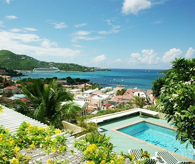 Bellavista Bed & Breakfast, St. Thomas