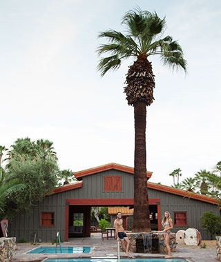 High-Design Haven: The Sparrows, Palm Springs, CA