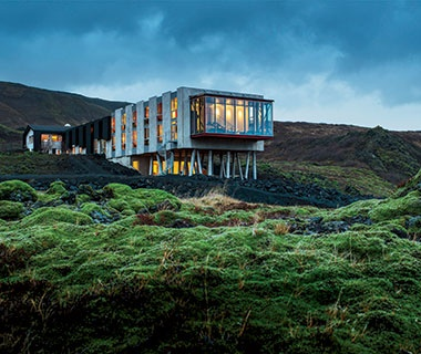 Ion Hotel vacation in Iceland