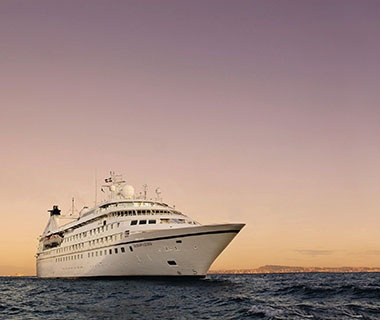 Top Small Ships  No. 4 Seabourn Legend