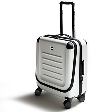 Best Luggage Victorinox Travel Gear Spectra 2.0 Dual-Access Extra-Capacity Carry-on