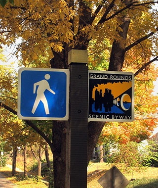 Chain of Lakes, Grand Rounds, Minneapolis