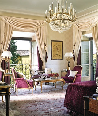No. 7 Four Seasons Hotel Firenze, Florence, Italy