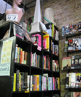 Quimby's Bookstore, Chicago