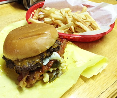 Old Fashion Burger, Lankford Grocery, Houston
