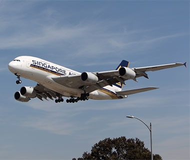 No. 1 Singapore Airlines