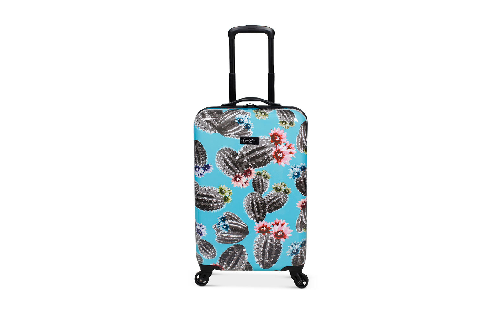 Jessica Simpson Pineapple Carry-on Spinner