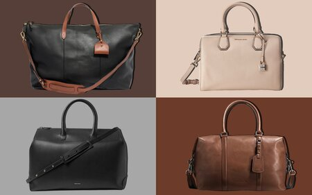 a6c3309874c3 Leather Duffel Bags for Travelers