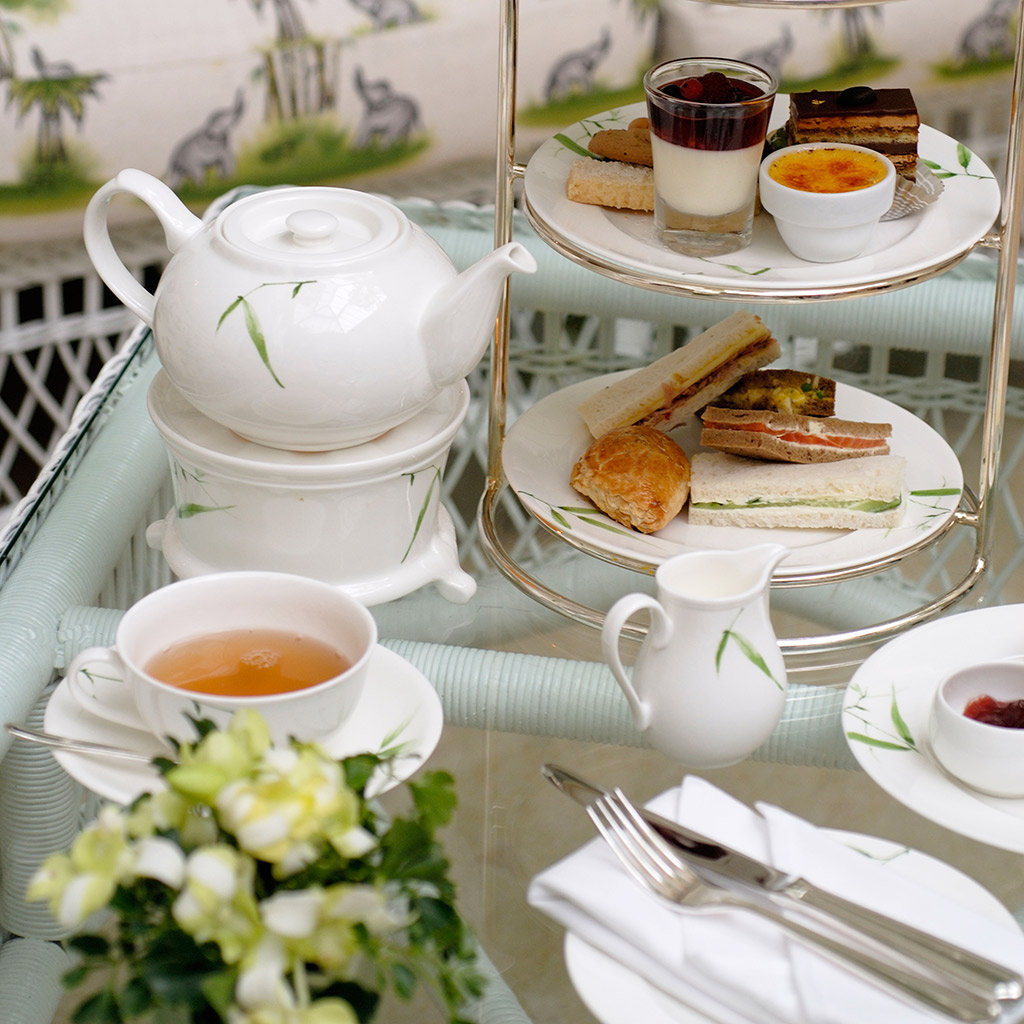 Top Cafes and Tea Rooms in Bangkok