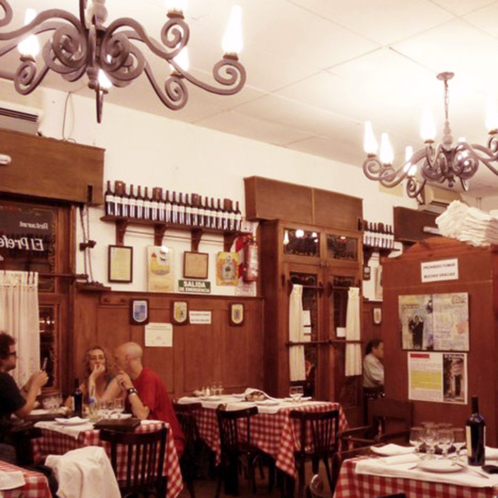 Historic Restaurants in Buenos Aires