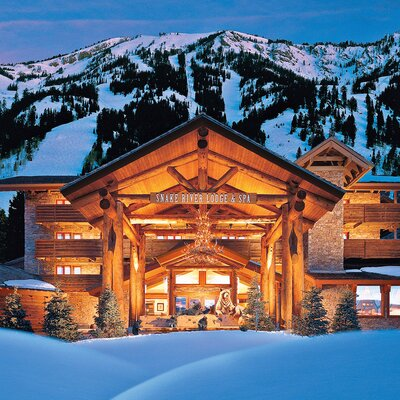 Best Hotels Near Teton Village Jackson Hole Travel Leisure