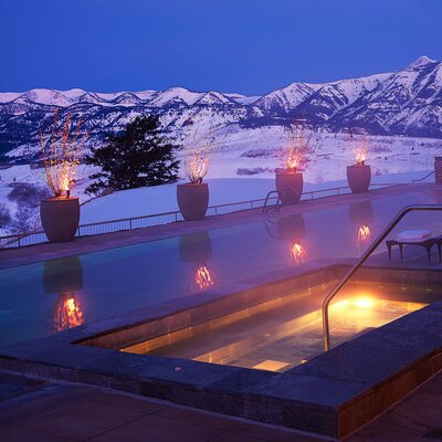 Jackson Hole's Top Five Hotels for Winter | Travel + Leisure
