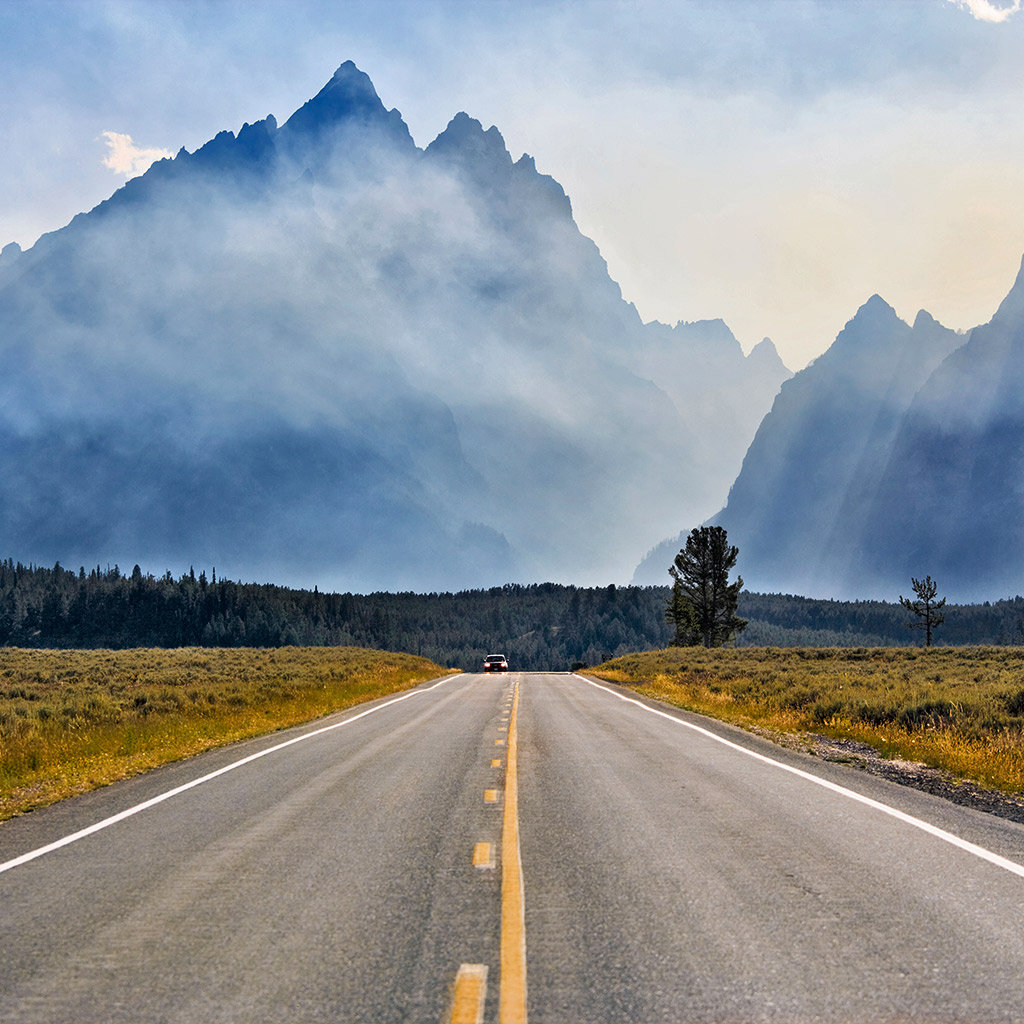 Top Scenic Drives in Jackson Hole
