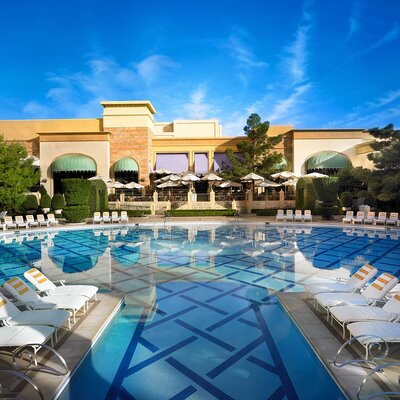 Best Pools In Las Vegas Travel Leisure