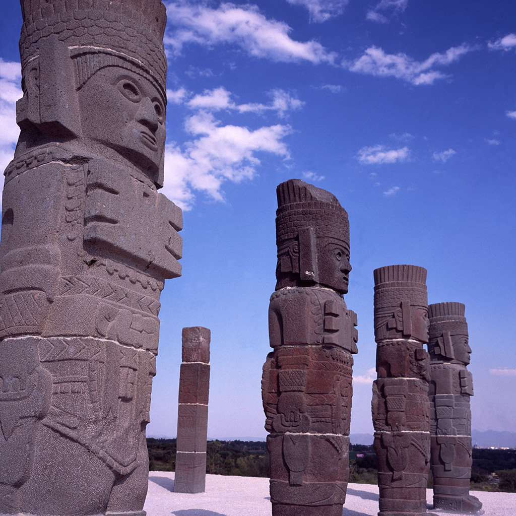 Best Archaelogical Sites Near Mexico City