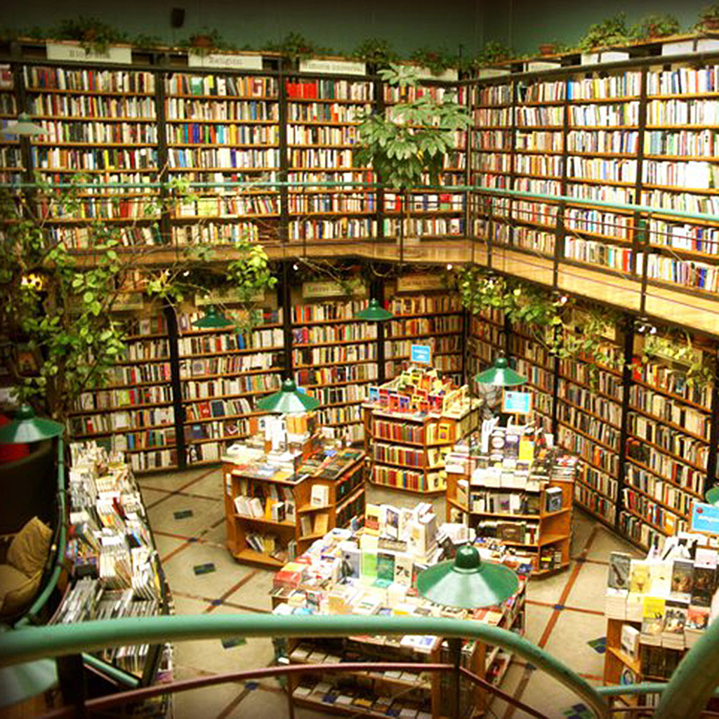 Best Bookstores in Mexico City