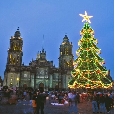 Christmas In Mexico.Top Christmas Attractions In Mexico City Travel Leisure