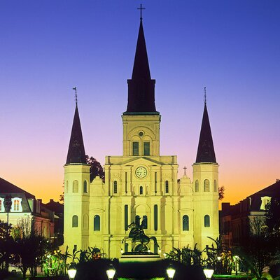 Coolest Architecture in New Orleans | Travel + Leisure