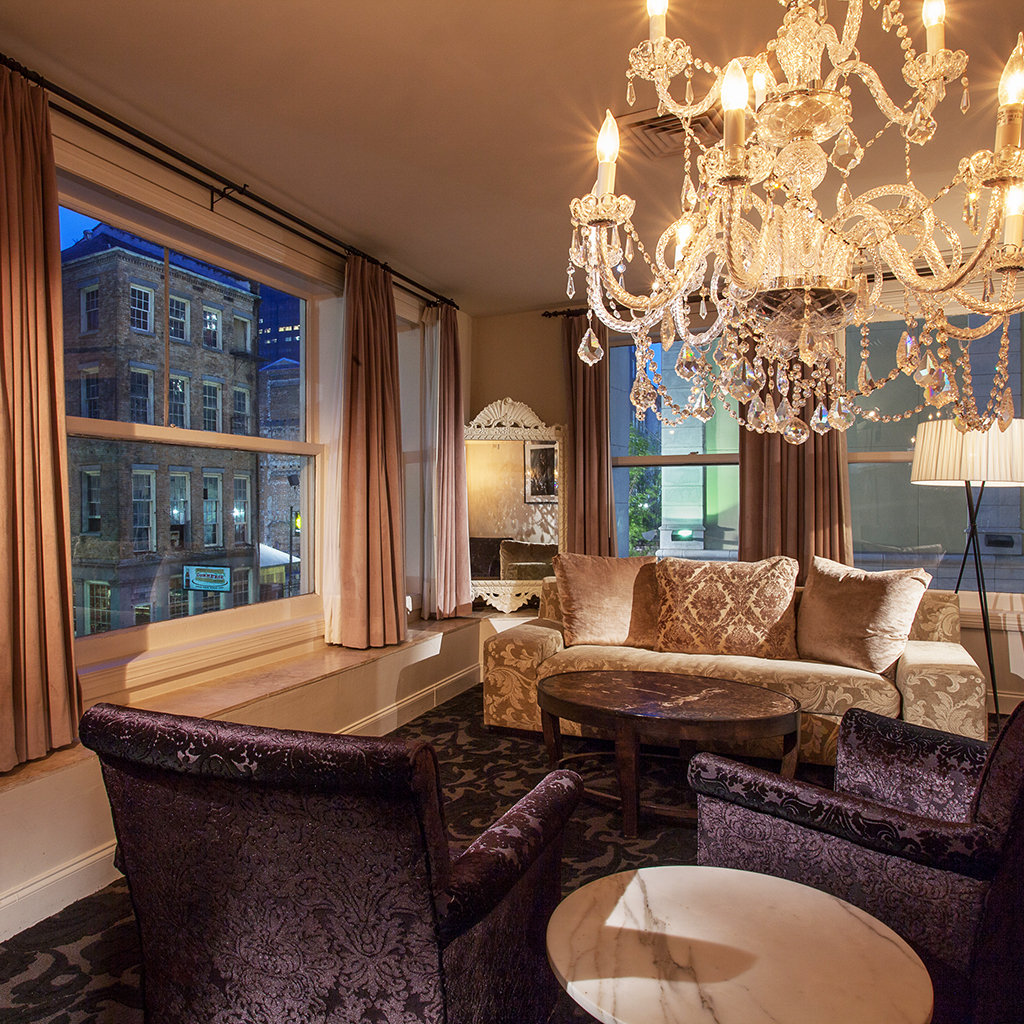 Most Romantic Hotels in New Orleans