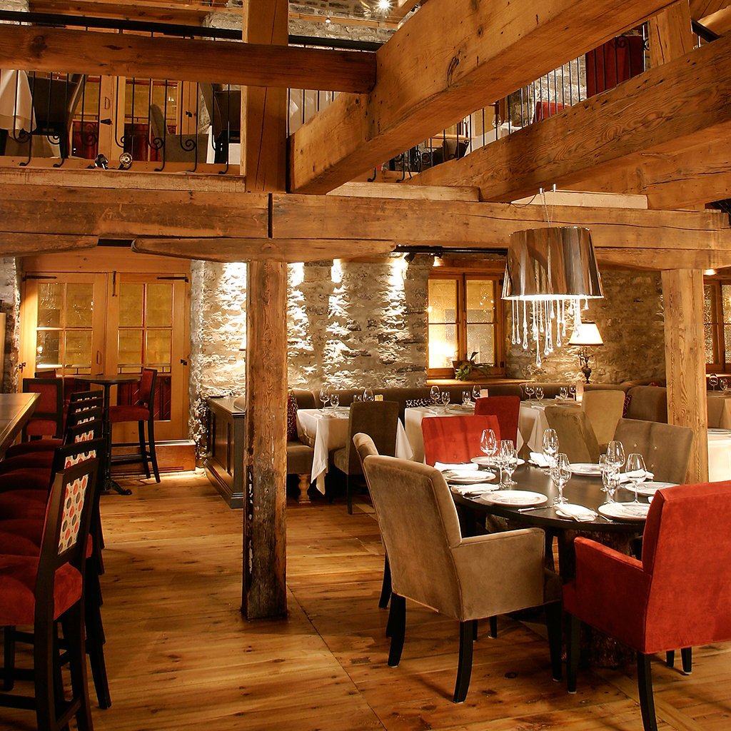 Best Fine Dining Restaurants in and Around Quebec City