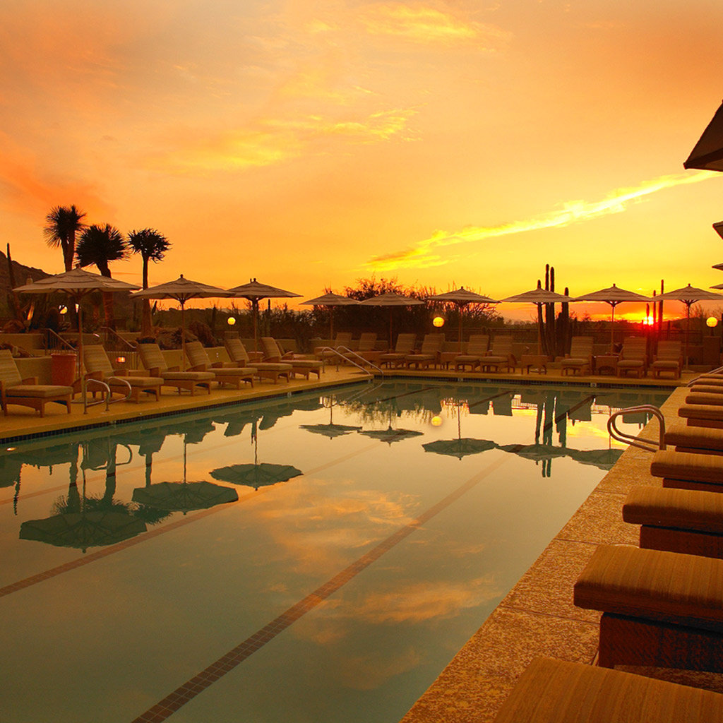Most Romantic Hotels in Scottsdale