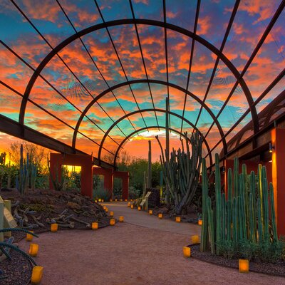 Where To Watch The Sunset In Scottsdale Travel Leisure