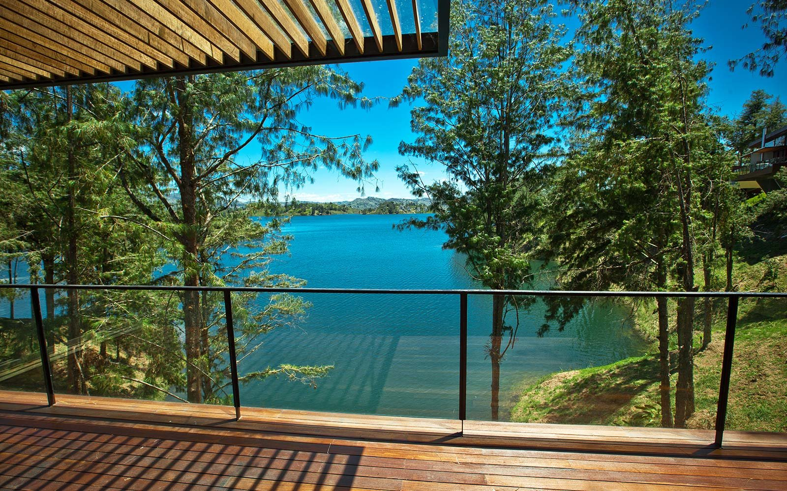 Colombia Style Travel Fashion Guide Luxe Resort Guatape
