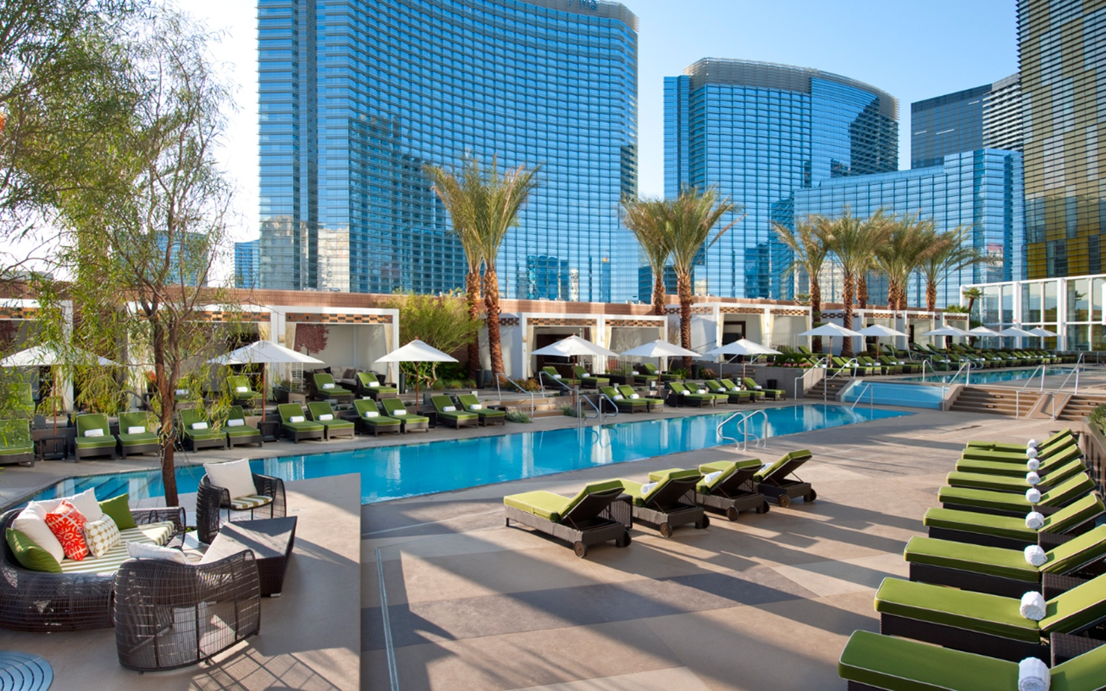 No. 23 Best Pools in Las Vegas