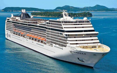 This Epic 119-Day Cruise Will Take You to 6 Continents | Travel +