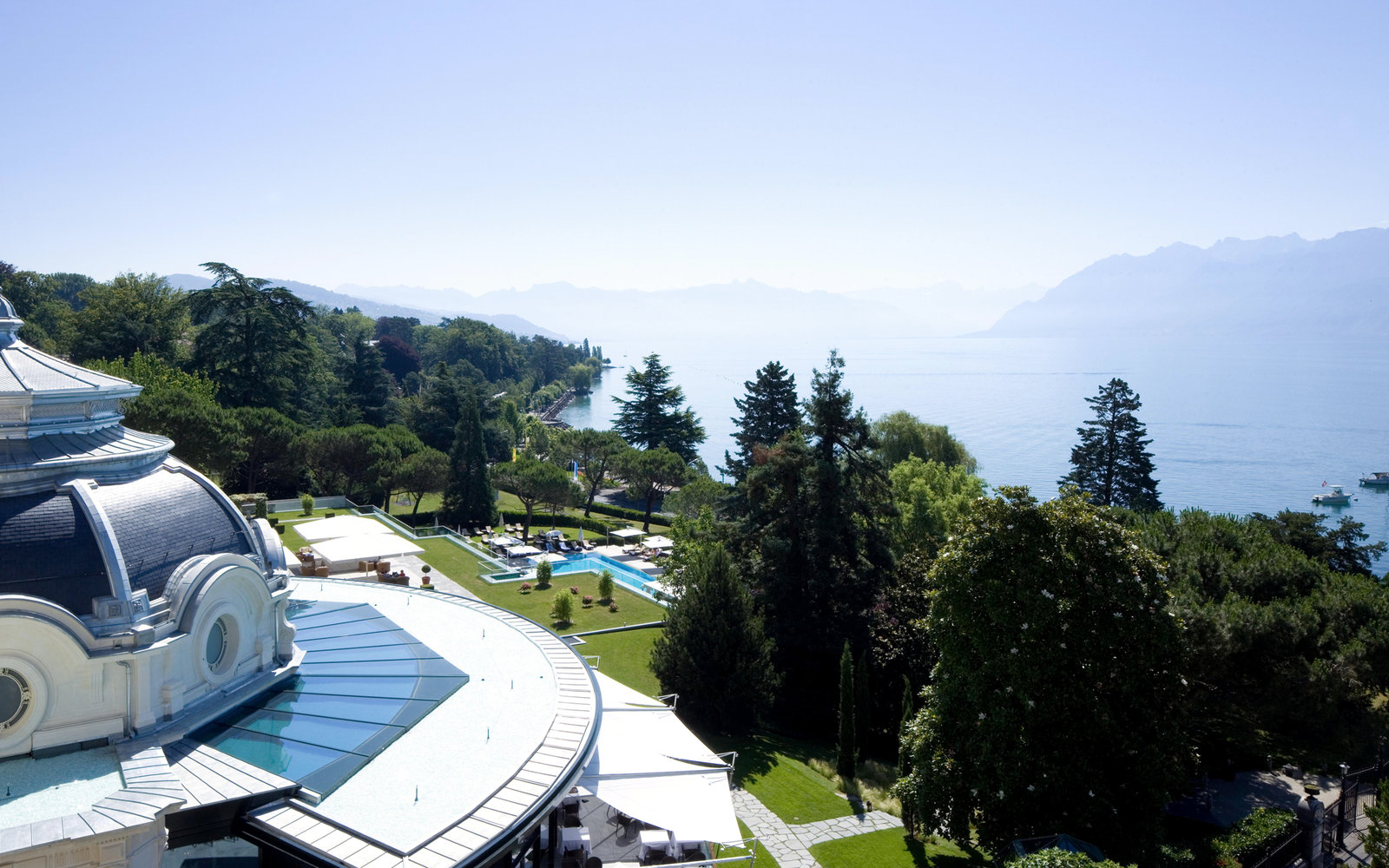 Beau Rivage Palace, Lausanne, Switzerland