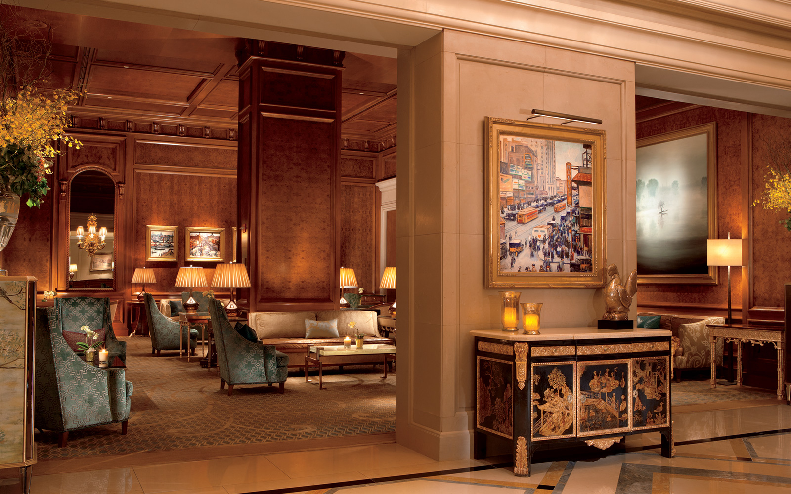 No. 18 Ritz-Carlton New York, Central Park in New York City