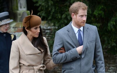 Meghan Markle Christmas.Prince Harry Christmas With Meghan And The Queen Was